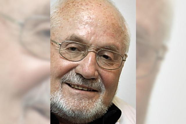ZUR PERSON: Verdienstmedaille für Ernst Kugelstadt