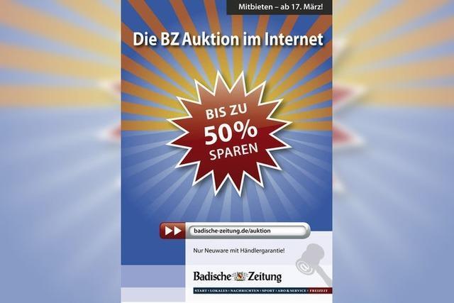 BZ AUKTION: Zum Ersten, zum Zweiten – gekauft!