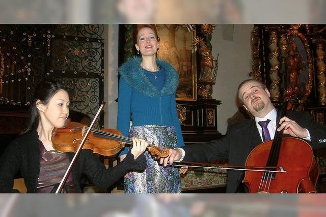 Kostbarkeiten der französischen Kammermusik