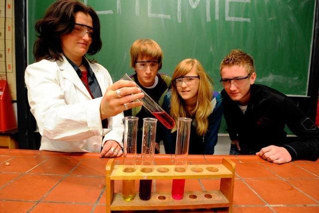 Kant-Gymnasium: Vorerst keine Chemie-Experimente