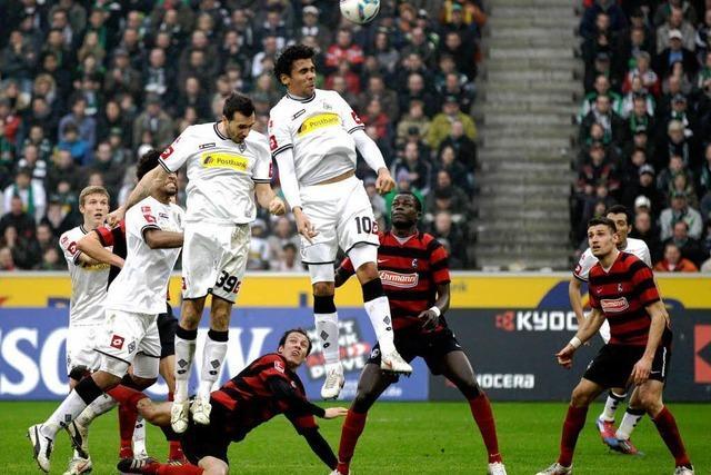 SC Freiburg: Hart verdienter Punkt in Mönchengladbach