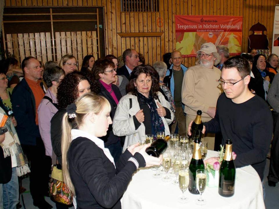 Eröffnung der Kaiserstühler Naturheiltage  | Foto: Ilona Huege