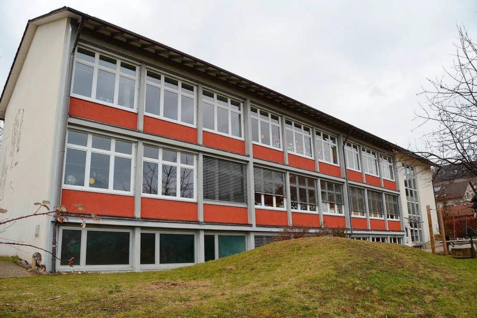 Die Schneckentalschule heute (Foto: Tanja Bury)