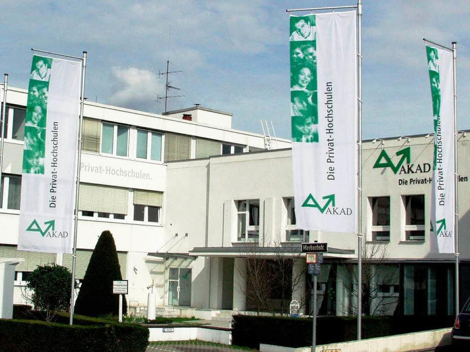 Neuer Kooperations-Partner der IUCE: Die AKAD-Hochschule in Stuttgart  | Foto: AKAD