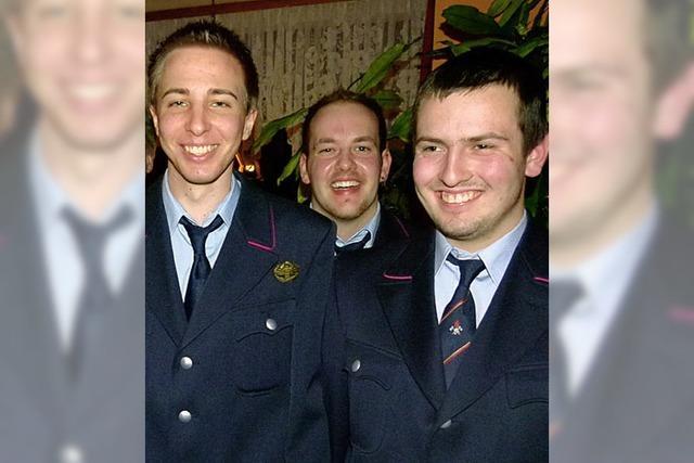 Die Wilfinger Feuerwehr ist gut aufgestellt