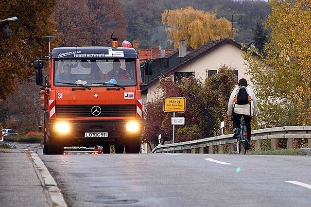 Plan für Radbrücke soll 2012 stehen