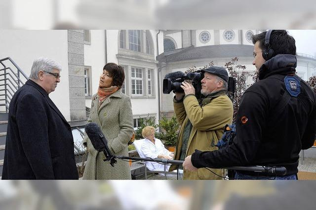Badenweiler – damals und heute im Fernsehen