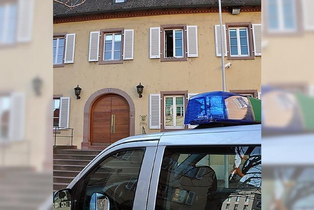 Die Zukunft der Polizeidirektionen