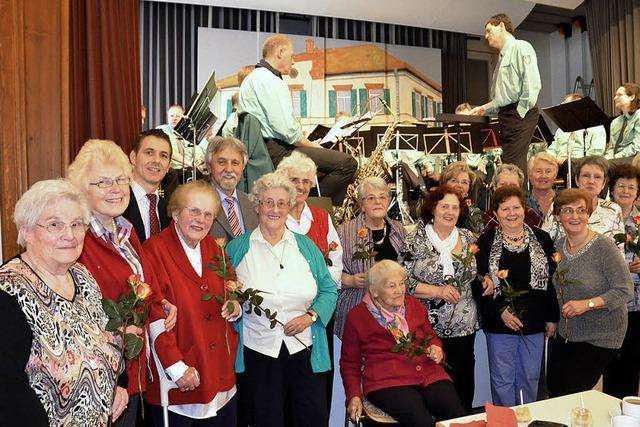Seit 40 Jahren gehen Senioren zum Altennachmittag