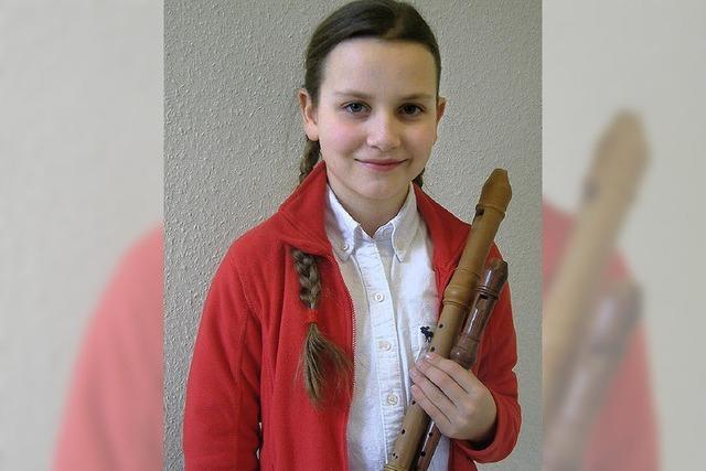 Junge Musiker streben nach Höherem