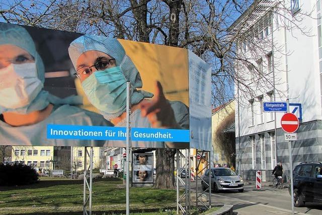 Für offene Spitalstraße