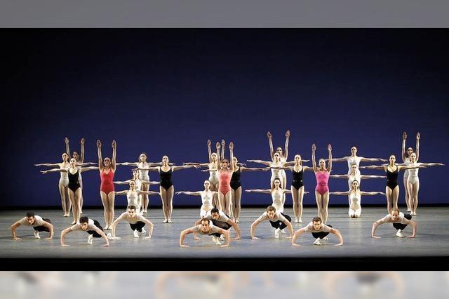 Himmlisch - New York City Ballet in Baden-Baden