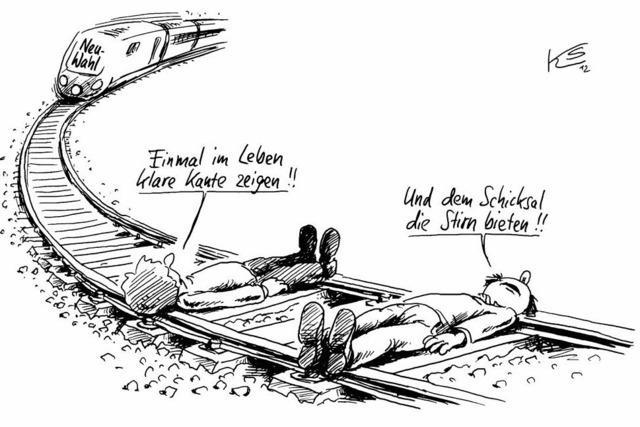 Die FDP und die Linke in NRW