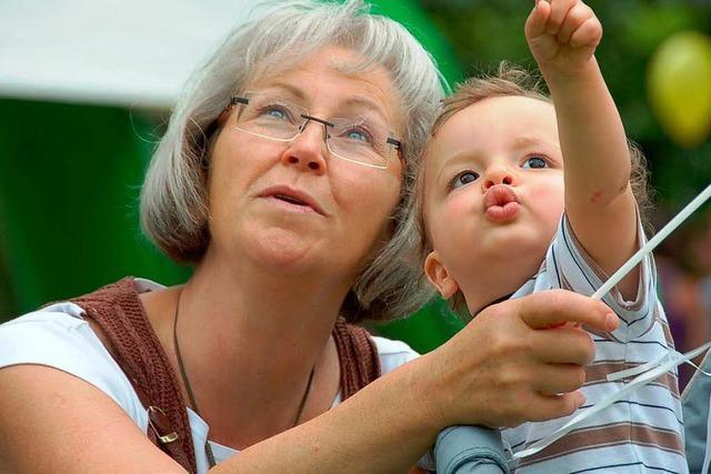 Schröder plant Elternzeit für Oma und Opa