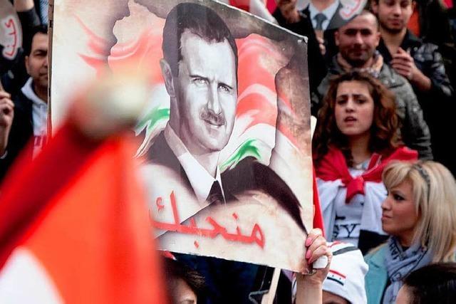 Assad-Regime sitzt weiter fest im Sattel - warum?