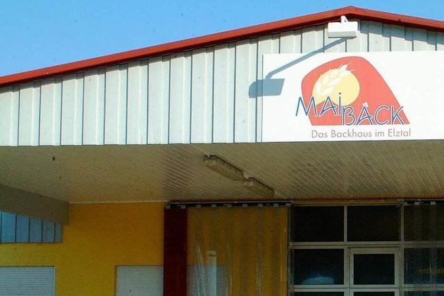 Bäckerei MaiBäck ist insolvent