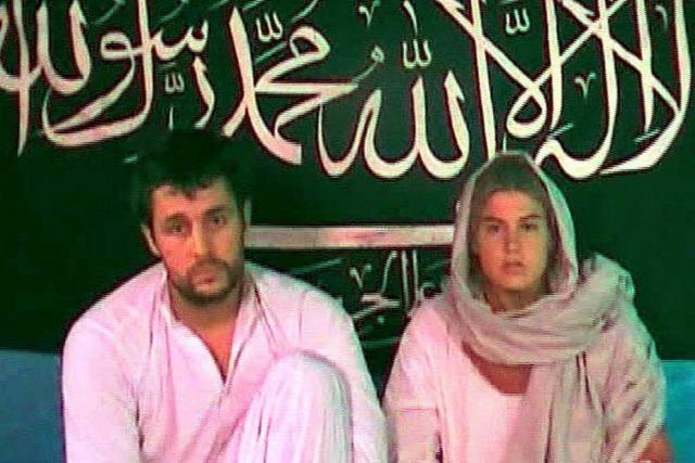 Schweizer nach monatelanger Geiselhaft in Pakistan frei