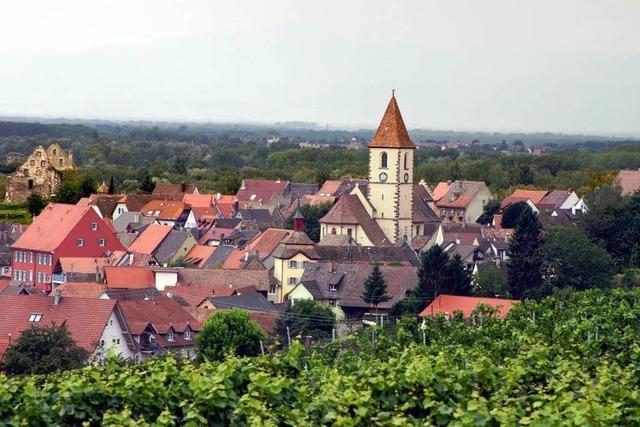 Burkheim wird 1250 Jahre alt