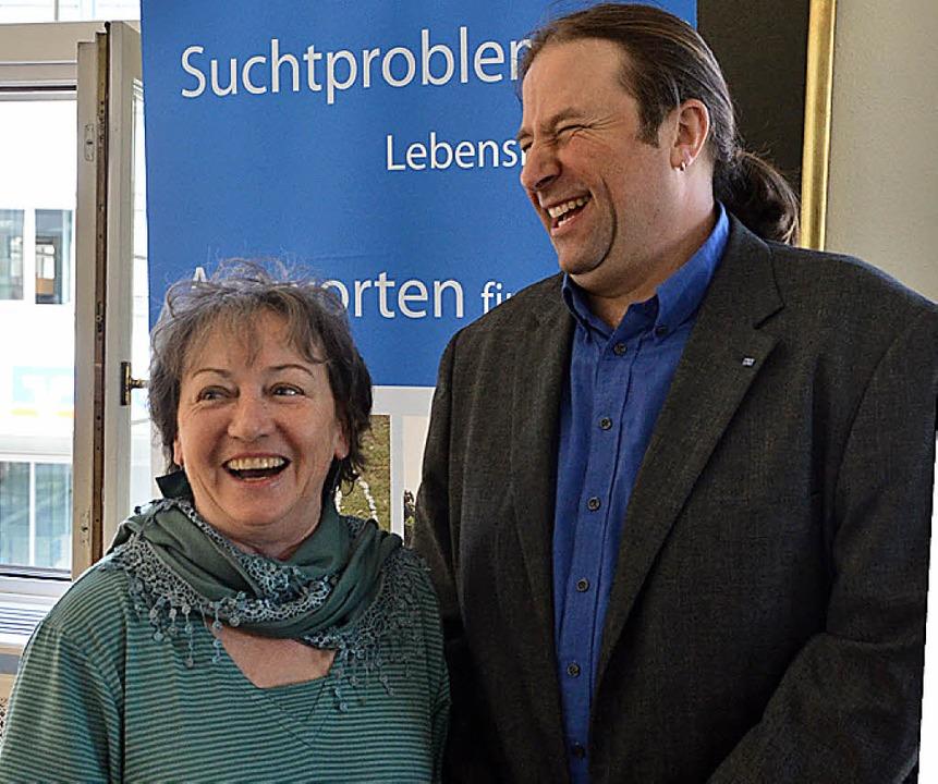 Von Lioba Sieron übernimmt Marco Kneisel-Chiriatti die Leitung von Emma.  | Foto: Marius Alexander
