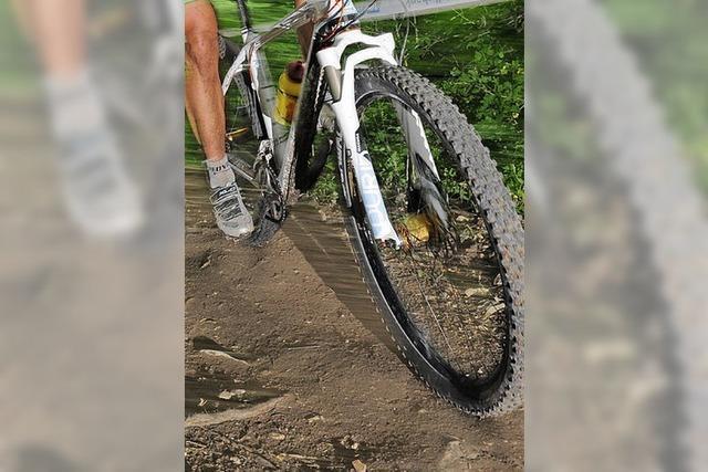 1000 Höhenmeter mit dem Mountainbike