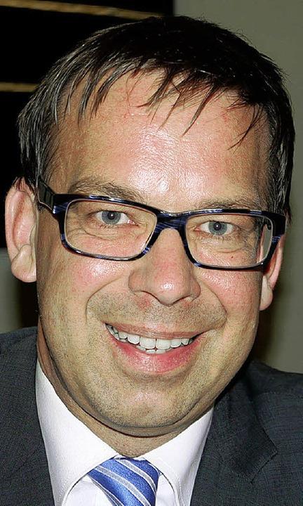 Neuer Vorsitzender der Stadtmusik ist Ulrich Sommerhalter  | Foto: Sylvia-Karina Jahn