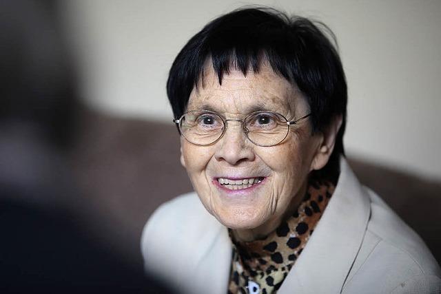 """Neunfache Mutter wird 80: """"Mein Herz schlägt für die kleinen Leute"""""""