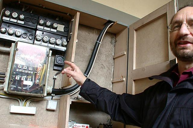 Mehrkosten wegen veralteter Elektrik