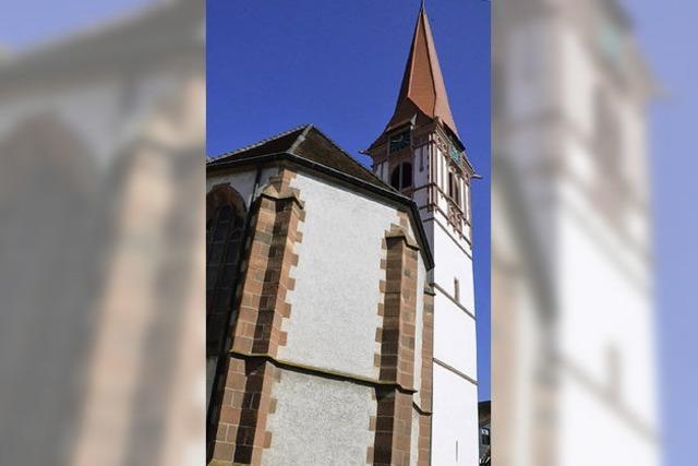 Zur Diskussion stehen auch die drei Kirchen