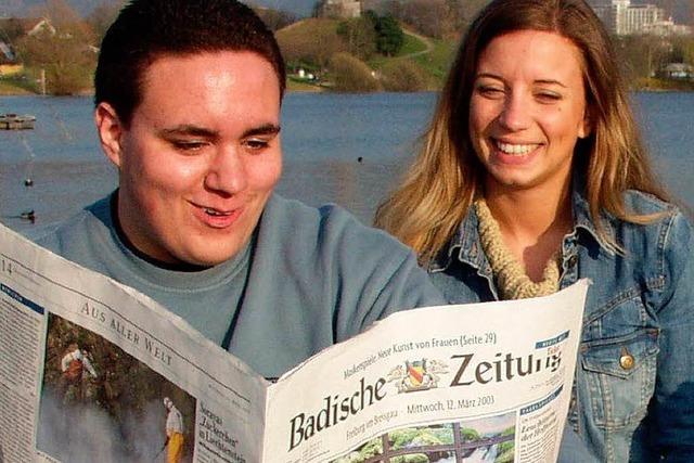 Die Leser vertrauen der BZ