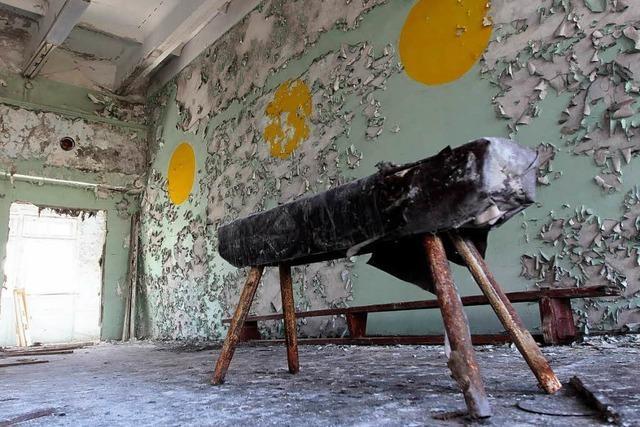 Katastrophentourismus: Ausflug nach Tschernobyl