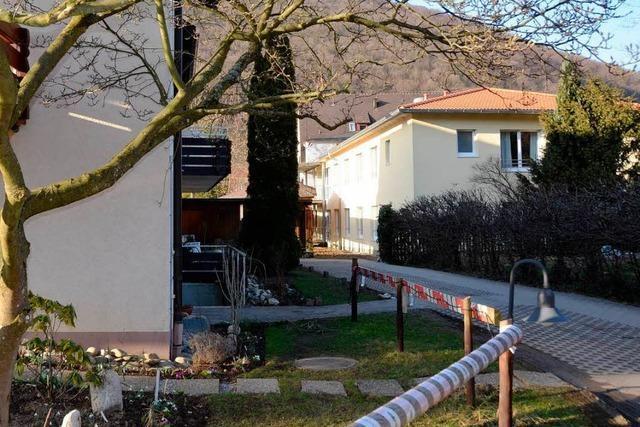 Neubau belastet Heimbewohner