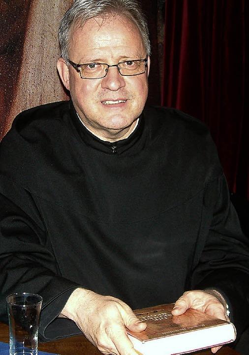 Pater Armin   | Foto: Roswitha Frey