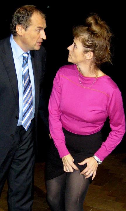 Das Ehepaar Hubert und Ines  | Foto: Pro