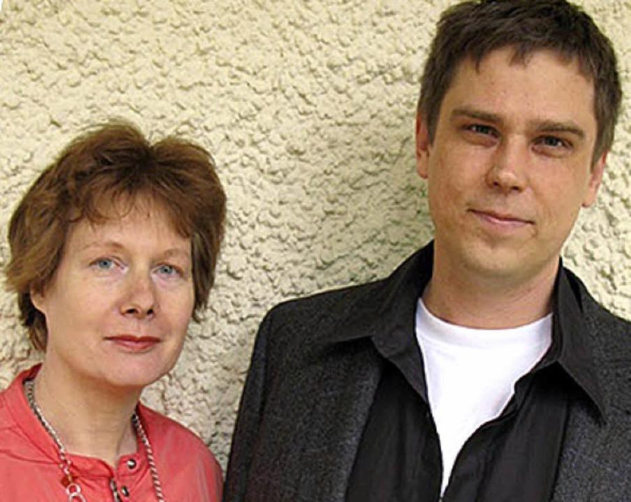 Carola Schark und Mark Bottke  | Foto: privat