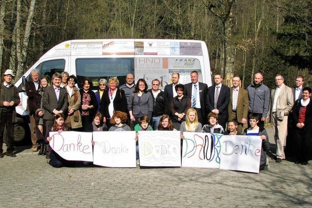 Der vierte Bus für das BBZ
