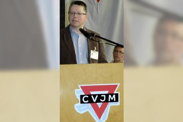 Fritz Bladt führt nun den CVJM Baden