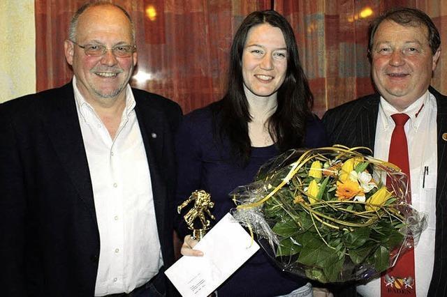Jasmin Deiß ist Deutsche Vizemeisterin im Ringen