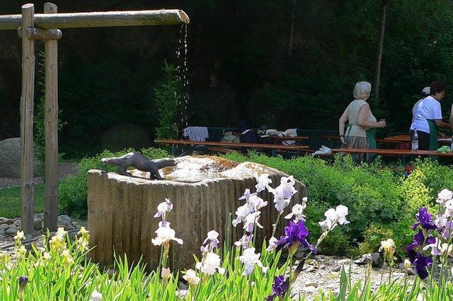Gartenwoche fast volljährig