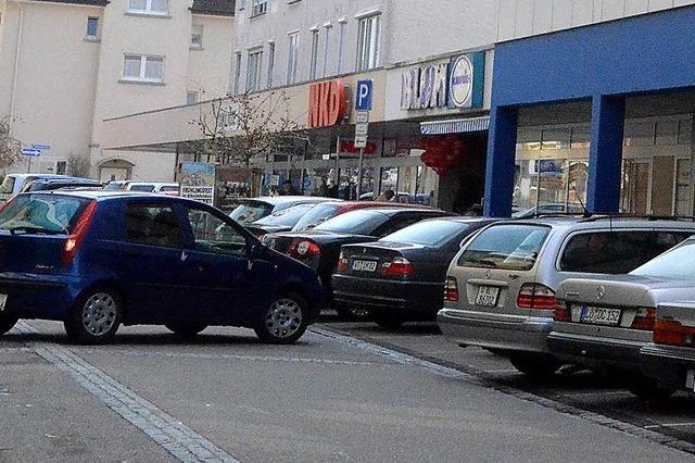 Es fehlen 200 Parkplätze