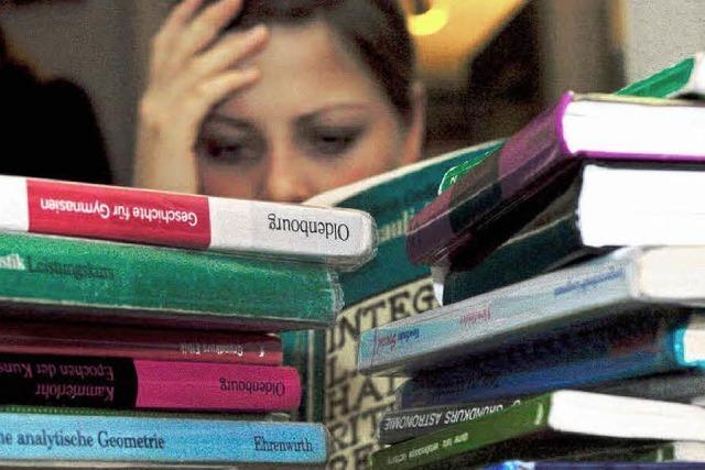 Dem Schulstress entkommen