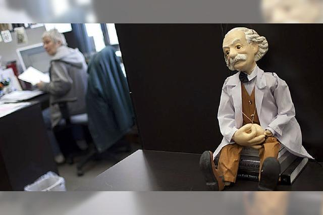 Einstein-Archiv nun im Internet