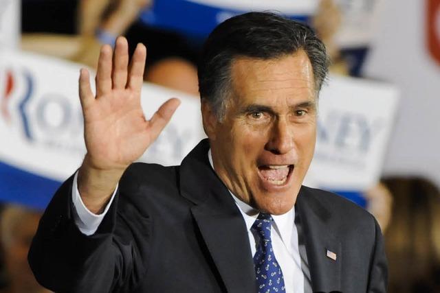 Romney gewinnt Vorwahl der Republikaner in Illinois