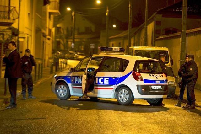 Mordserie von Toulouse: Polizei hat Verdächtigen gestellt