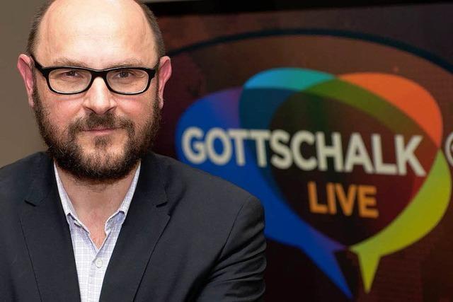 Neues Studio und Konzept für Gottschalk live