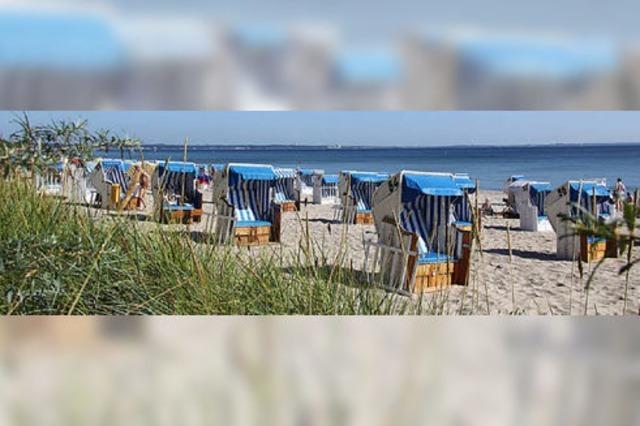 Club-Feeling im Sommer an der Ostsee