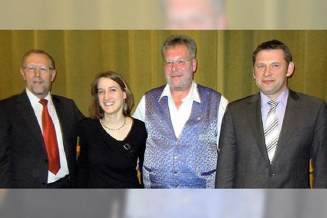 Podeswa und Rösch übernehmen Verantwortung im Blasmusikverband