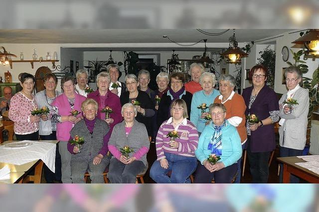 In Hürrlingen wird seit 40 Jahren gemeinsam geturnt