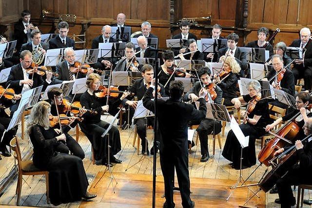 Voller sinfonischer Klang
