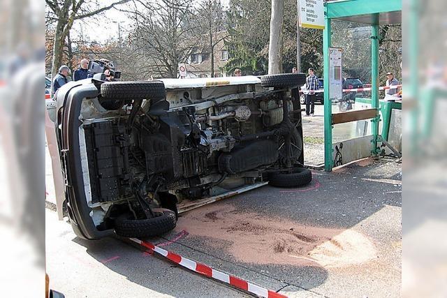 Erstmals seit Jahren weniger als 1000 Unfälle