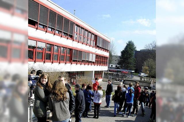Werner-Kirchhofer-Realschule: Eine Schule mit Perspektive